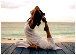 Yoga Stretches WeightWise