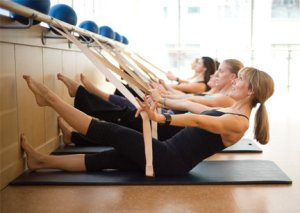 Barre Class WeightWise