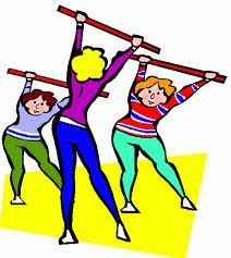Women Exercising Clipart WeightWise